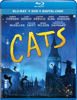 Cats (with DVD) [Blu-ray]