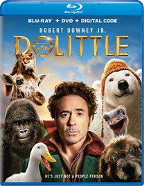 Dolittle (with DVD) [Blu-ray]