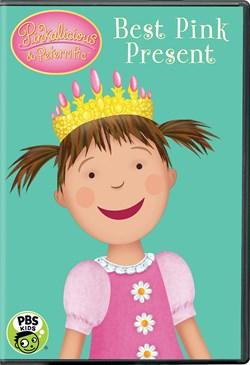 Pinkalicious & Peterrific: Best Pink Present [DVD]