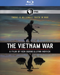 The Vietnam War: A Film by Ken Burns and Lynn Novick [Blu-ray]