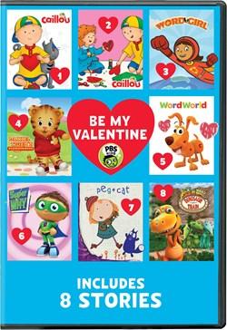 PBS Kids: Be My Valentine [DVD]