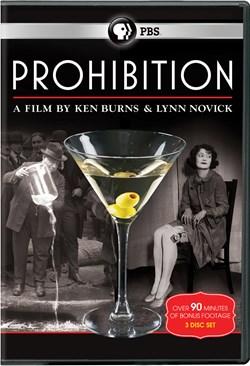 Prohibition: A Film By Ken Burns & Lynn Novick [DVD]