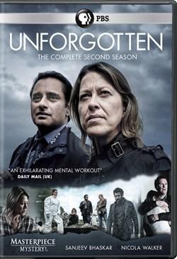 Masterpiece Mystery!: Unforgotten - The Complete Second Season (2018) [DVD]