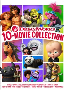 DreamWorks 10-Movie Collection [DVD]