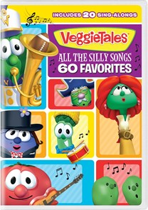 VeggieTales: All the Silly Songs - 60 Favorites [DVD]