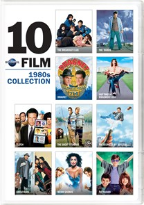 Universal 10-Film 1980s Collection [DVD]