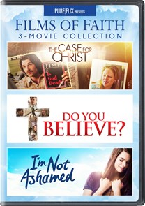 Films of Faith 3-Movie Collection (2020) [DVD]