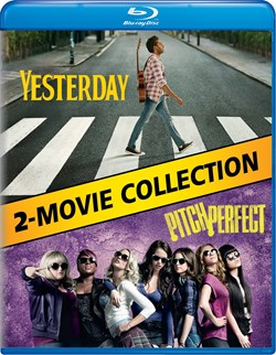 Yesterday/Pitch Perfect [Blu-ray]