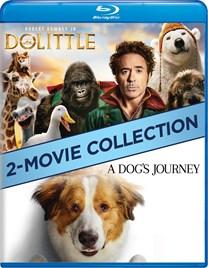 Dolittle/A Dog's Journey [Blu-ray]