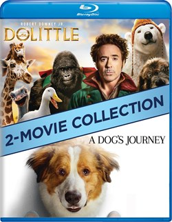 Dolittle/A Dog's Journey [Blu-ray]