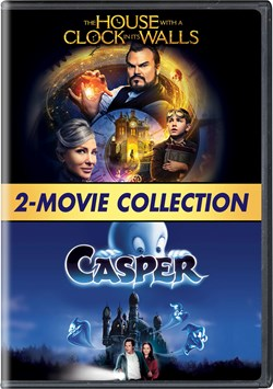 The House with a Clock in Its Walls/Casper [DVD]