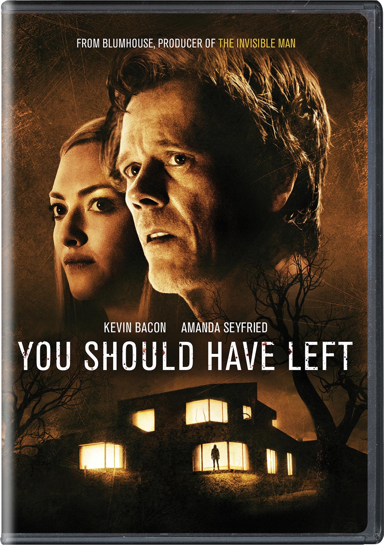 You Should Have Left [DVD]