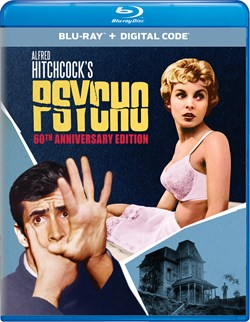 Psycho (60th Anniversary Edition) [Blu-ray]