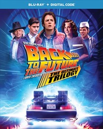 Back to the Future: The Ultimate Trilogy (Digital) [Blu-ray]