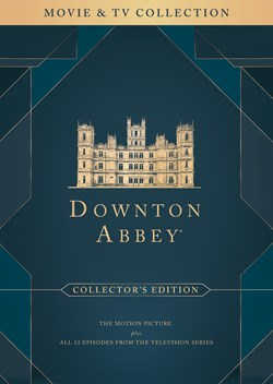 Downton Abbey Movie & TV Collection (Collector's Edition) [DVD]