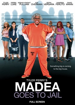 Tyler Perry's Madea Goes to Jail [DVD]