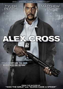 Alex Cross (DVD + Digital + Ultraviolet) [DVD]