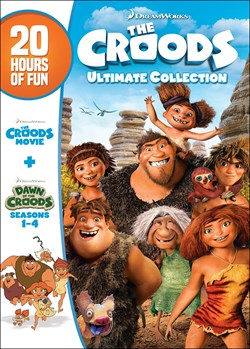 The Croods Ultimate Collection (Box Set) [DVD]