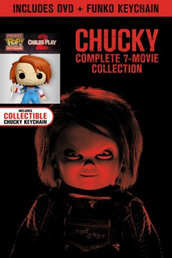 Chucky: Complete 7-movie Collection (Box Set) [DVD]