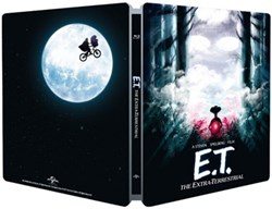 E.T. The Extra Terrestrial (Steelbook) [Blu-ray]
