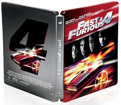 Fast & Furious (with DVD Steelbook) [Blu-ray]