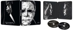 Halloween (2018) (Limited Edition Steelbook 4K Ultra HD + Digital) [Blu-ray]
