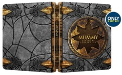 The Mummy Ultimate Collection (Steel Book) [Blu-ray]