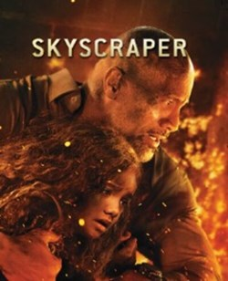 Skyscraper (with DVD Steelbook) [Blu-ray]