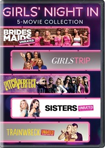 Girls Night In 5-Movie Collection [DVD]
