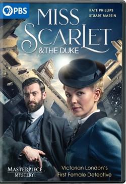 Masterpiece Mystery!: Miss Scarlet & the Duke [DVD]