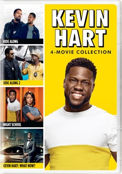 Kevin Hart 4-Movie Collection [DVD]