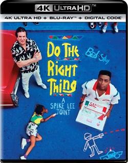 Do the Right Thing (4K Ultra HD + Blu-ray) [UHD]