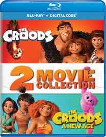 The Croods - 2 Movie Collection [Blu-ray]