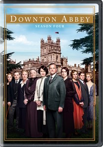 Downton Abbey: Season Four [DVD]