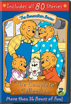 The Berenstain Bears: The Complete Collection [DVD]