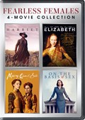 Fearless Females4-Movie Collection (Harriet/Elizabeth/Mary Q [DVD]