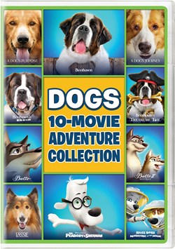 Dogs 10-Movie Adventure Collection [DVD]