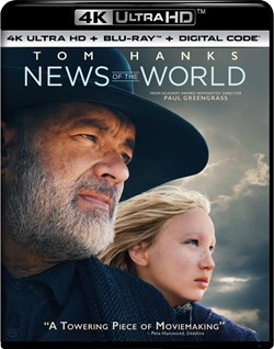 News of the World (4K Ultra HD + Blu-ray) [UHD]