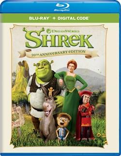 Shrek (20th Anniversary Edition) [Blu-ray]