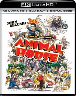 National Lampoon's Animal House (4K Ultra HD + Blu-ray) [UHD]