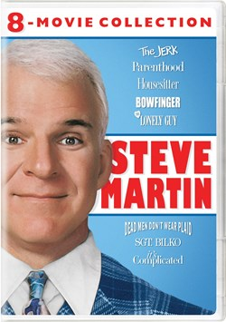Steve Martin 8-Movie Collection [DVD]