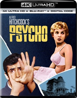 Psycho (4K Ultra HD + Blu-ray) [UHD]