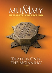The Mummy Ultimate Collection [DVD]