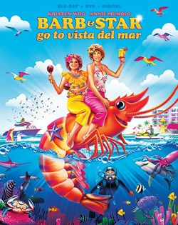 Barb & Star Go to Vista Del Mar (with DVD and Digital Download) [Blu-ray]
