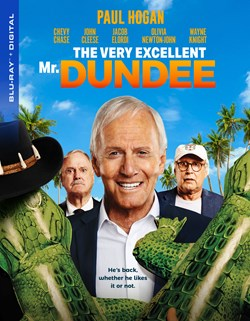 The Very Excellent Mr. Dundee (with Digital Download) [Blu-ray]