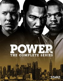 Power: The Complete Series (Box Set) [DVD]