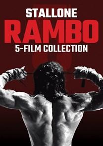 Rambo 1-5 (Box Set) [DVD]