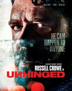 Unhinged (with DVD and Digital Download) [Blu-ray]