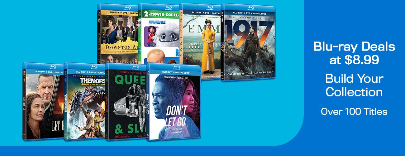 1300x500 Blu-ray Deals at $8.99