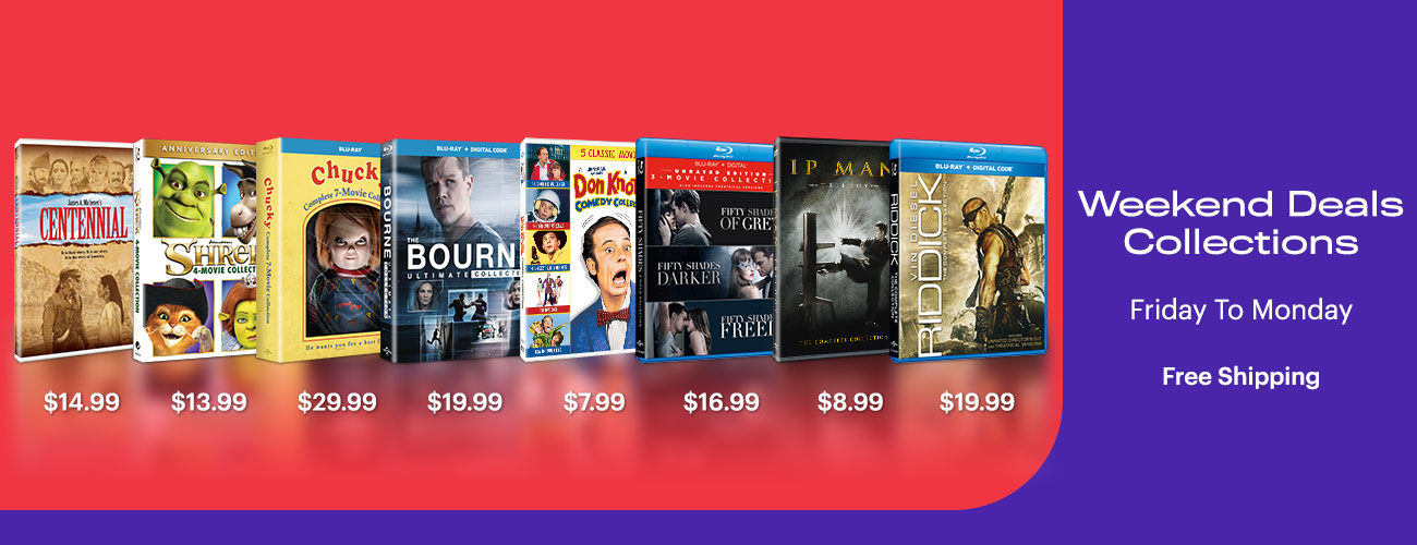 1300x500 Weekend Deals Collections